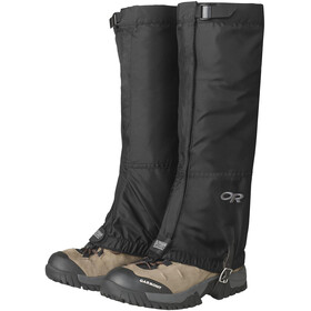 Outdoor Research Rocky Mountain High Gaiters Säärystimet Miehet, black
